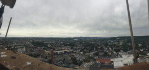 Bonn aus 98m Höhe