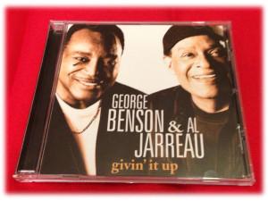 "George Benson & Al Jarreau, ""Givin' It Up"""
